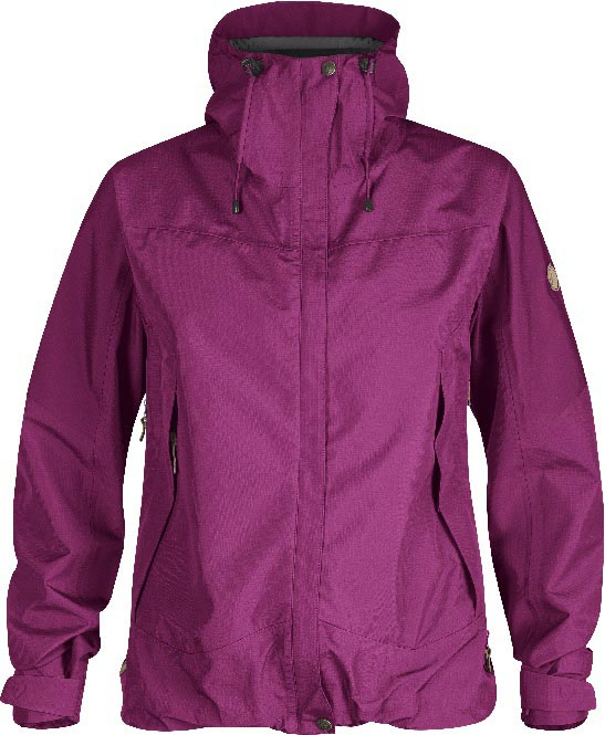 FjallRaven Eco-Trail Jacket Women Fuxia-30
