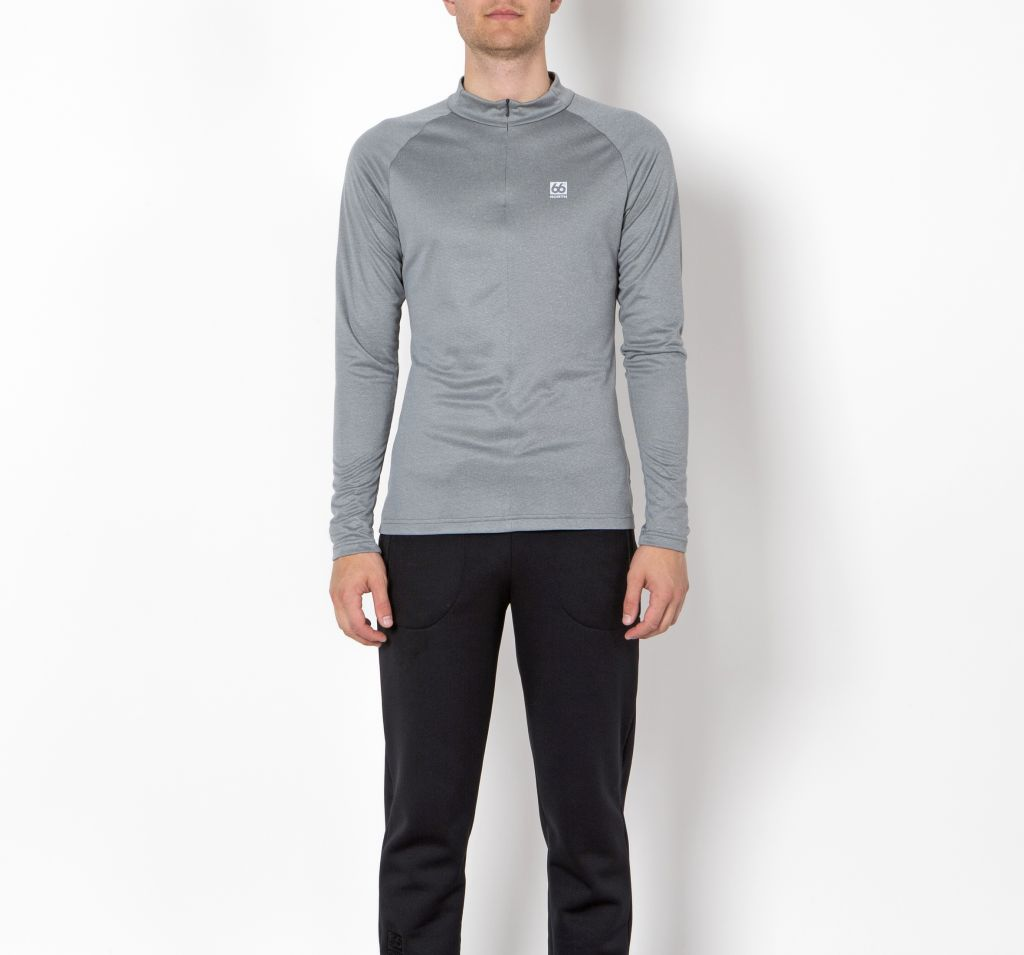 Egill Powerwool Turtleneck Heather Grey-30