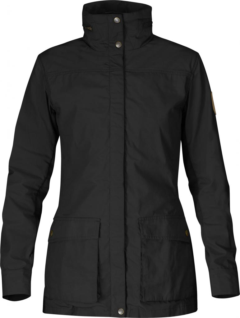 FjallRaven Eide Jacket Black-30