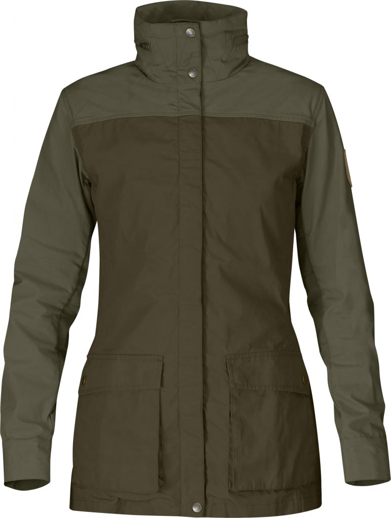 FjallRaven Eide Jacket Dark Olive-30