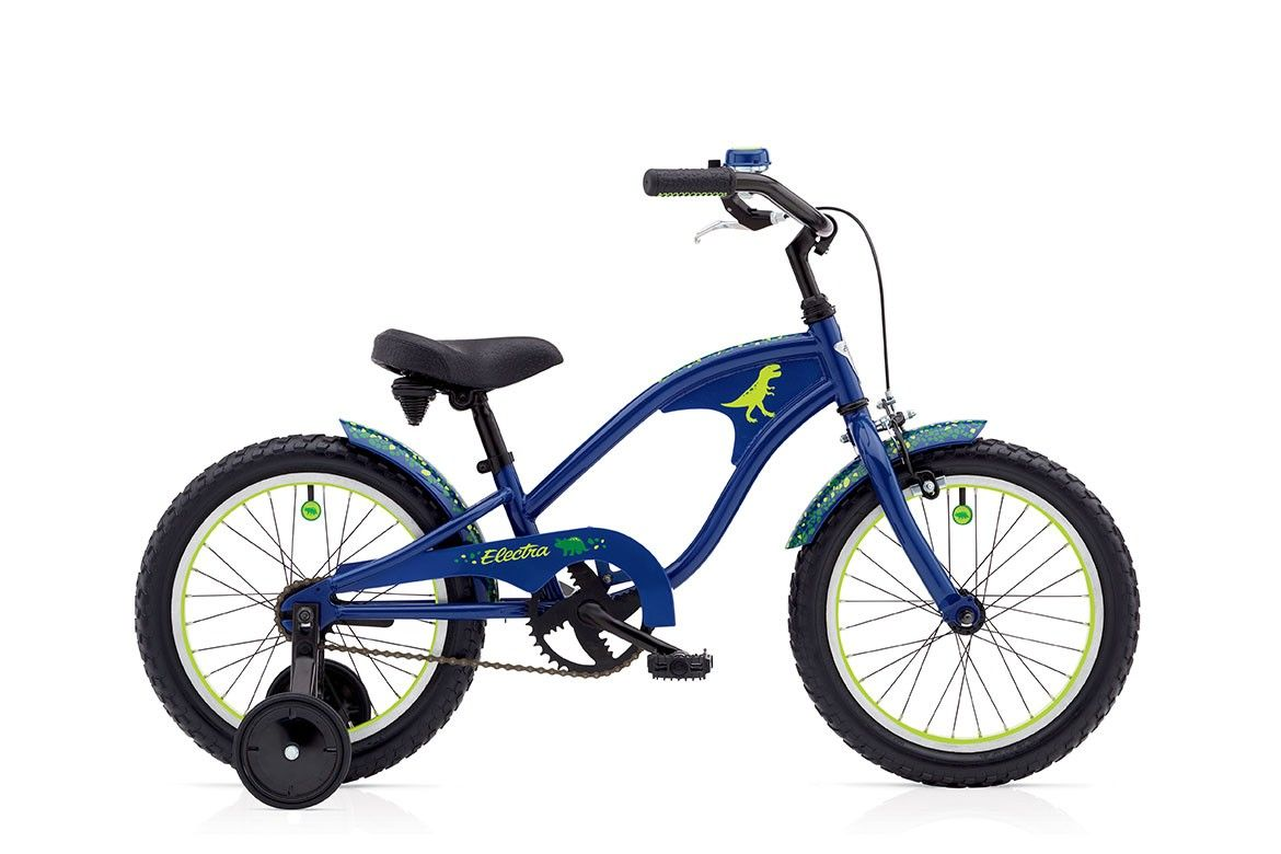 Electra SAUR 1 16IN BOYS 16 Dark Blue-30