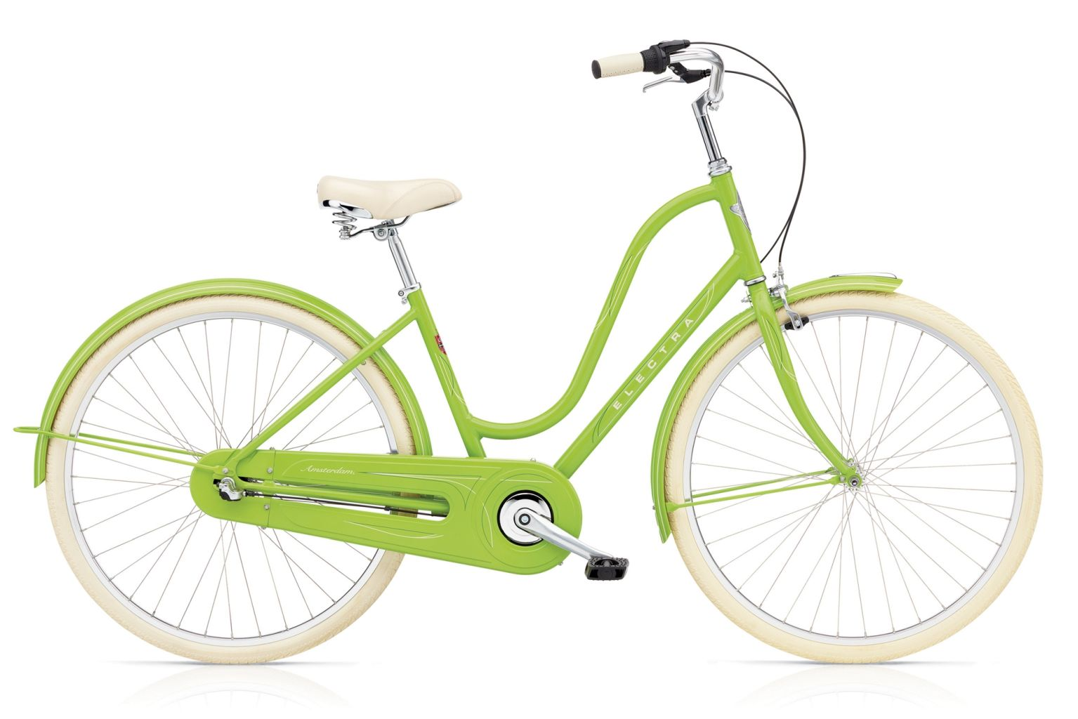 Electra Amsterdam Original 3i Ladies Spring Green-30