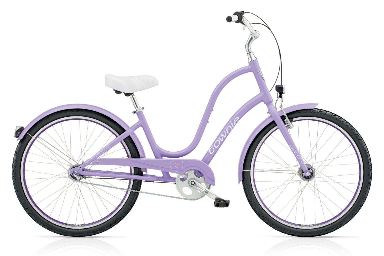 Electra Original 3i EQ Ladies Lilac-30