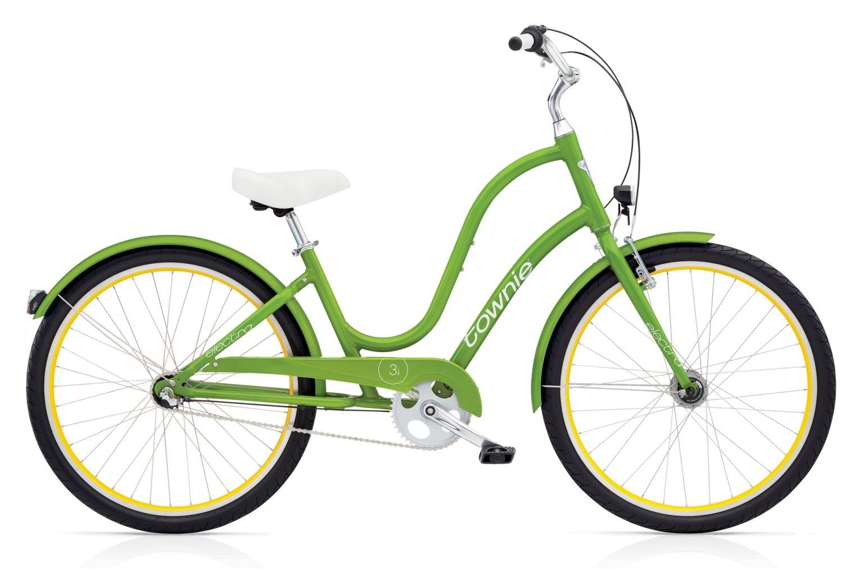 Electra Townie Orig 3i EQ Ladies Leaf Green-30