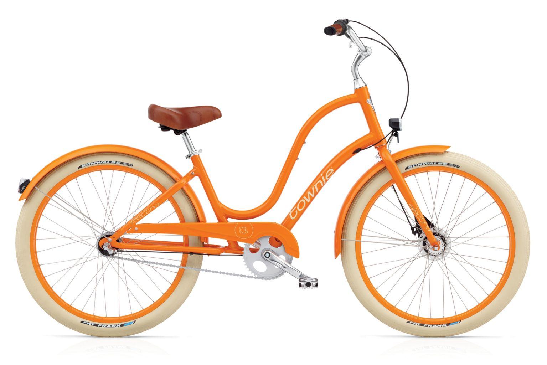 Electra Balloon 3i EQ Ladies Tangerine-30