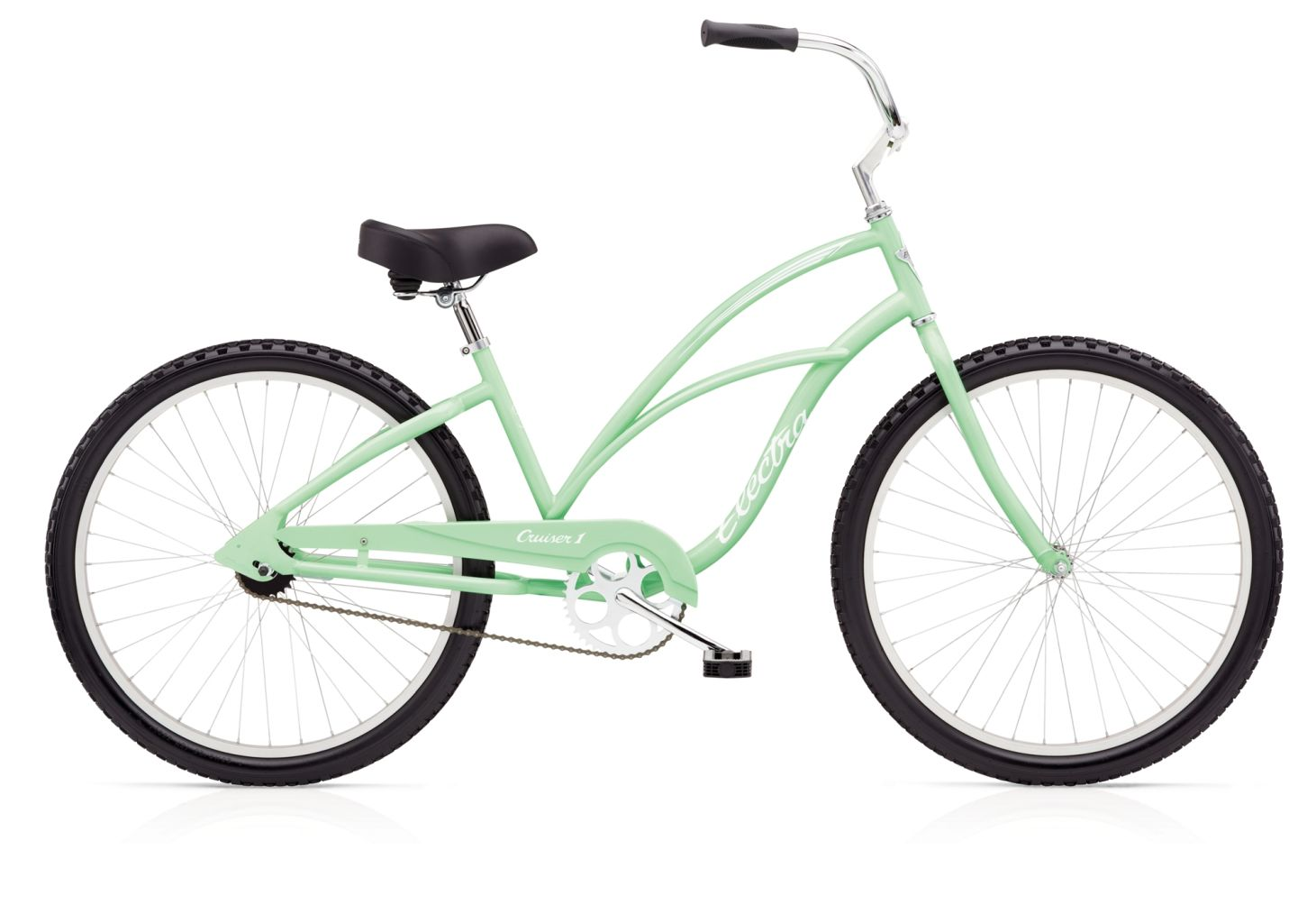 Electra Cruiser 1 Ladies Seafoam-30