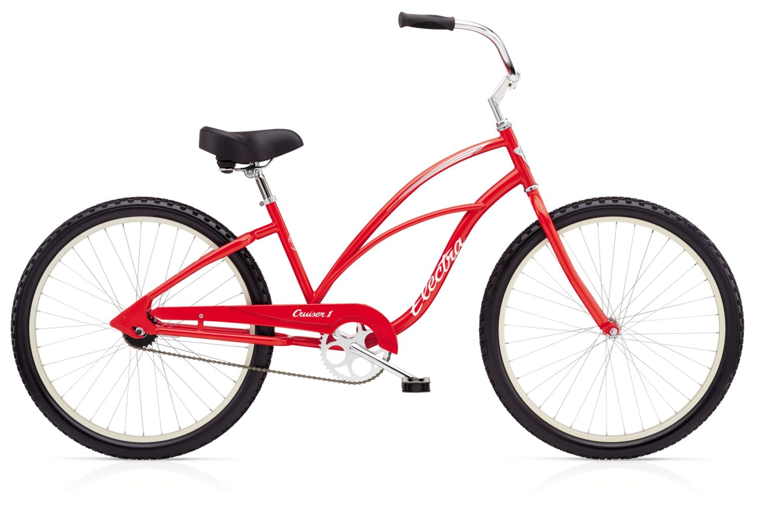 Electra Cruiser 1 Ladies Red-30