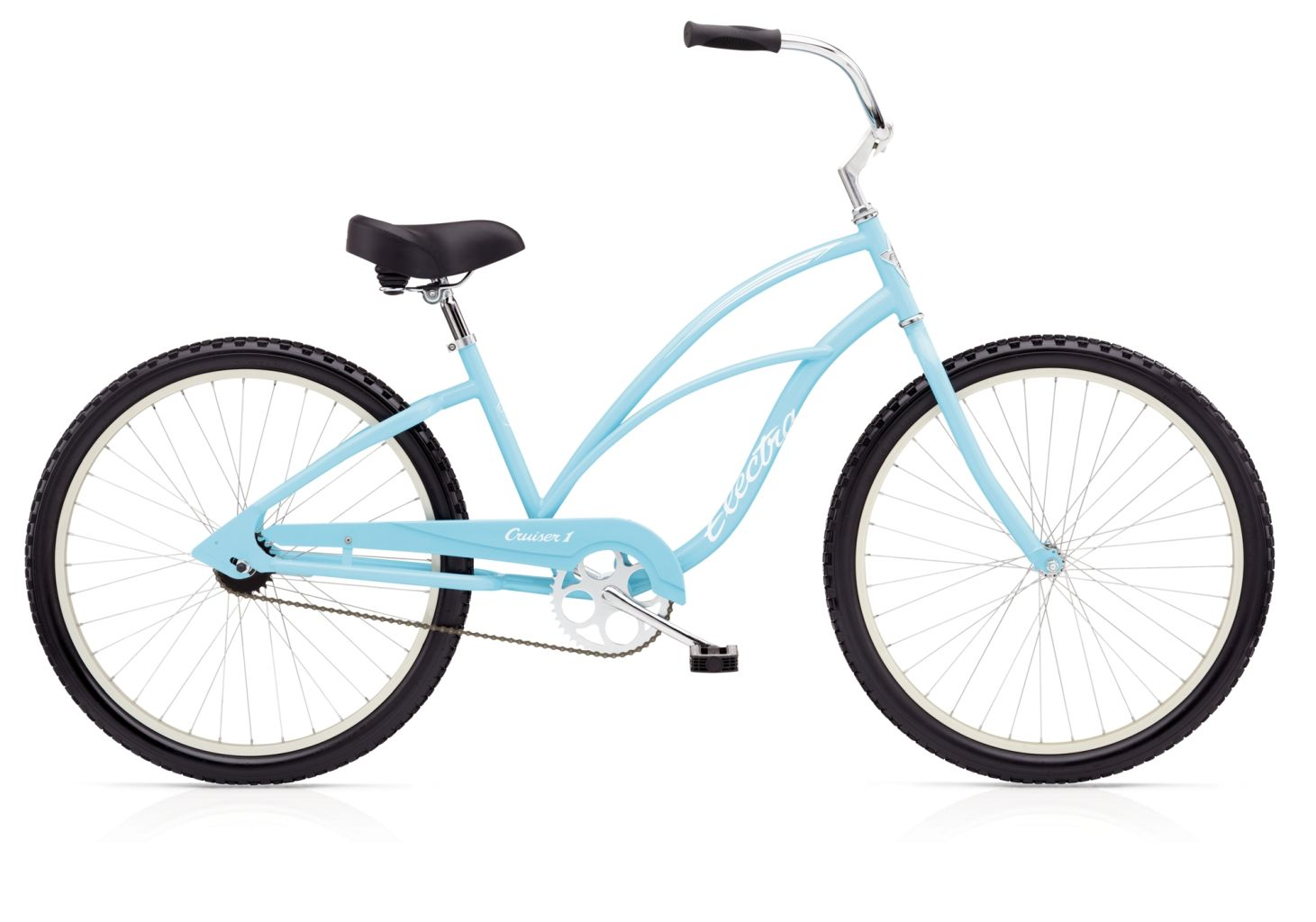 Electra Cruiser 1 Ladies Light Blue-30