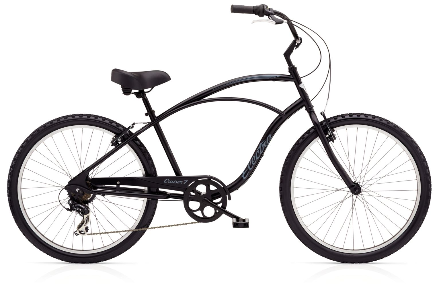 Electra Cruiser 7D Mens Black-30