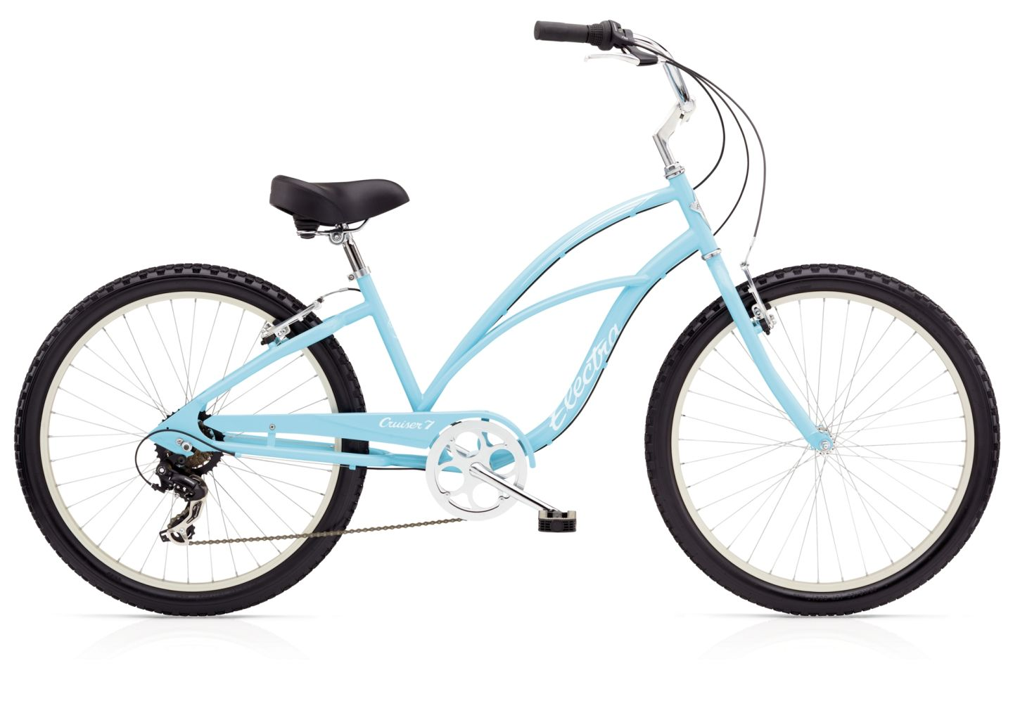 Electra Cruiser 7d Ladies Light Blue-30