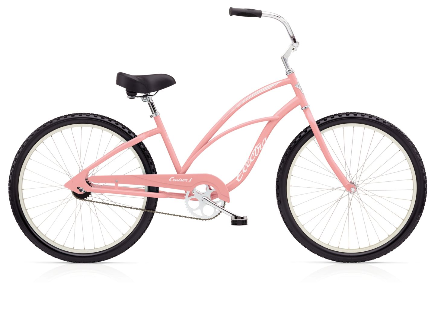 Electra Cruiser 1 24in Ladies Pink-30