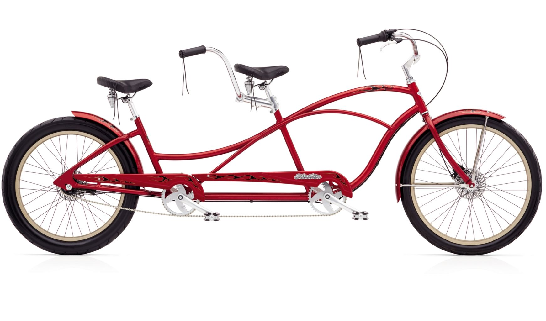 Electra Hell Betty 7i Metallic Red-30