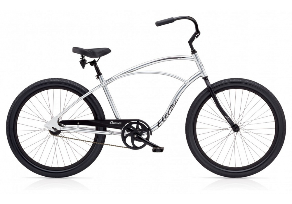 Electra - Cruiser Lux 1 Mens Polished silver - Cruiser -