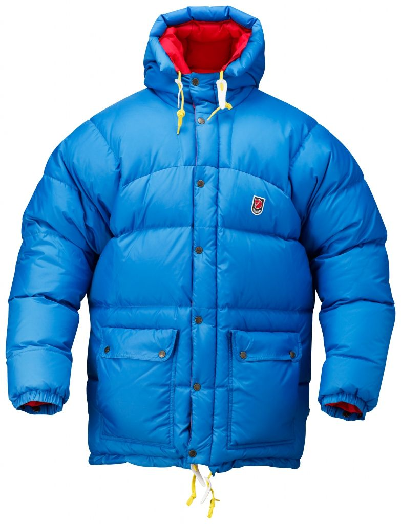 FjallRaven Expedition Down Jacket Bay Blue-30