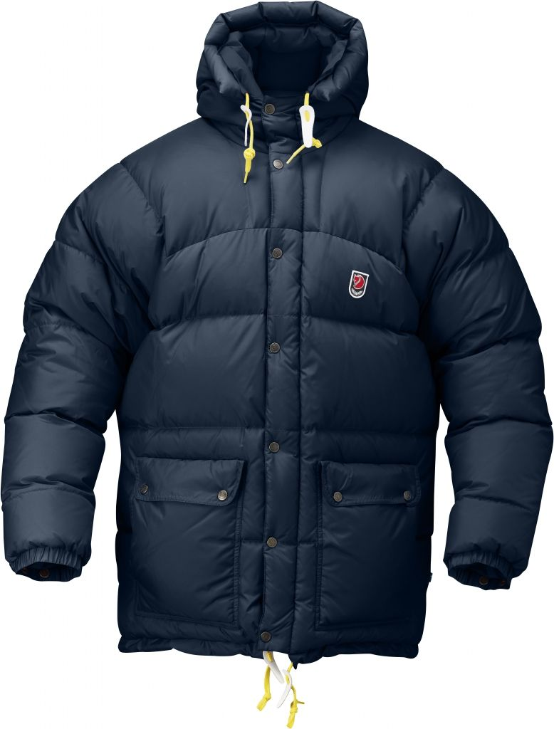 FjallRaven Expedition Down Jacket Navy-30