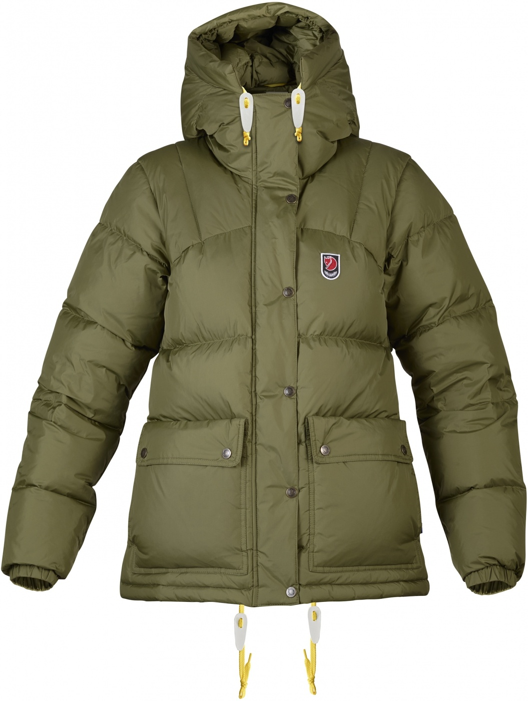 FjallRaven Expedition Down Lite Jacket W Green-30