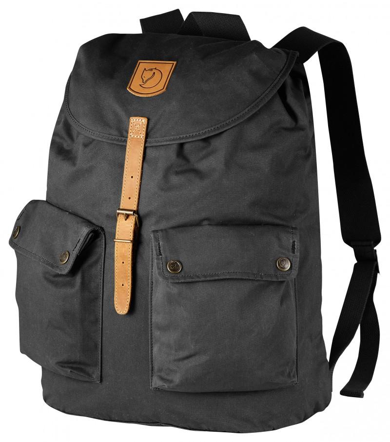 FjallRaven Greenland Backpack Large Black-30