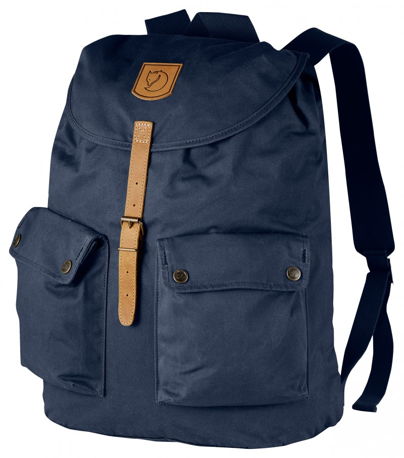 FjallRaven Greenland Backpack Large Dark Navy-30