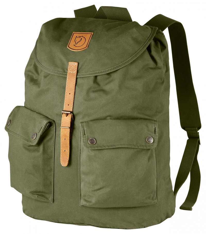 FjallRaven Greenland Backpack Large Green-30