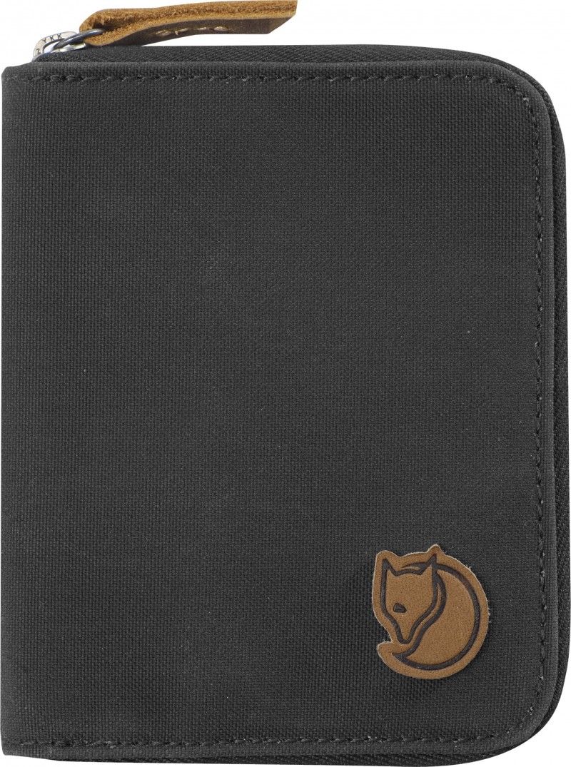 FjallRaven Zip Wallet Dark Grey-30