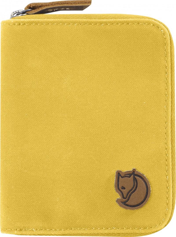 FjallRaven Zip Wallet Ochre-30