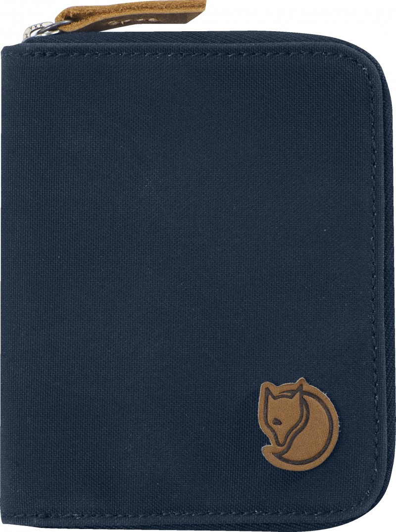 FjallRaven Zip Wallet Navy-30