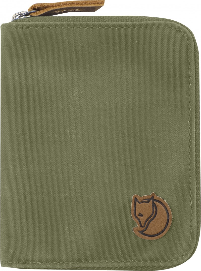 FjallRaven Zip Wallet Green-30
