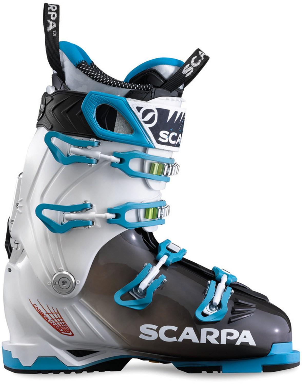 Scarpa Freedom Wmn White/Turquoise-30