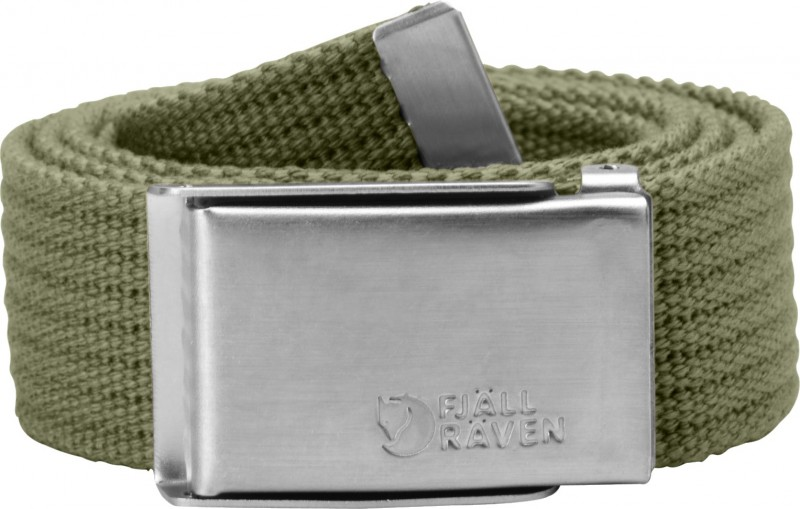 FjallRaven Merano Canvasbelt Green-30