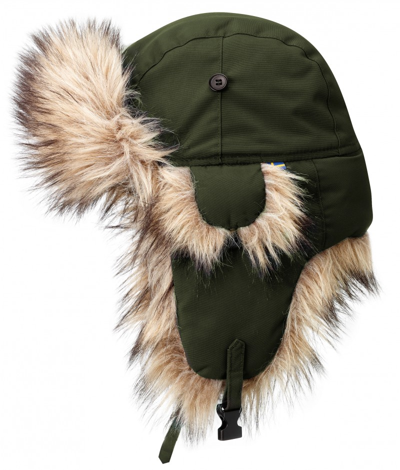 FjallRaven Nordic Heater Forest Green-30