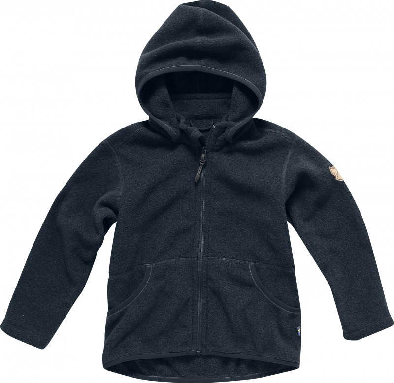 FjallRaven Valp Fleece Dark Navy-30