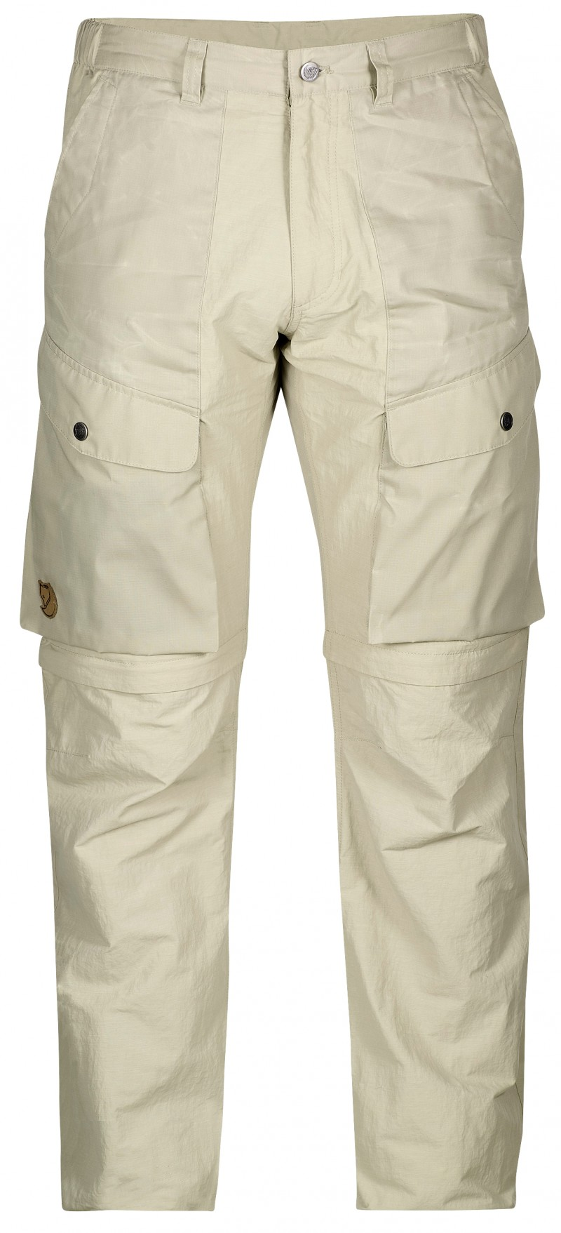 FjallRaven Abisko Hybrid Zip Off Trousers Beige-30
