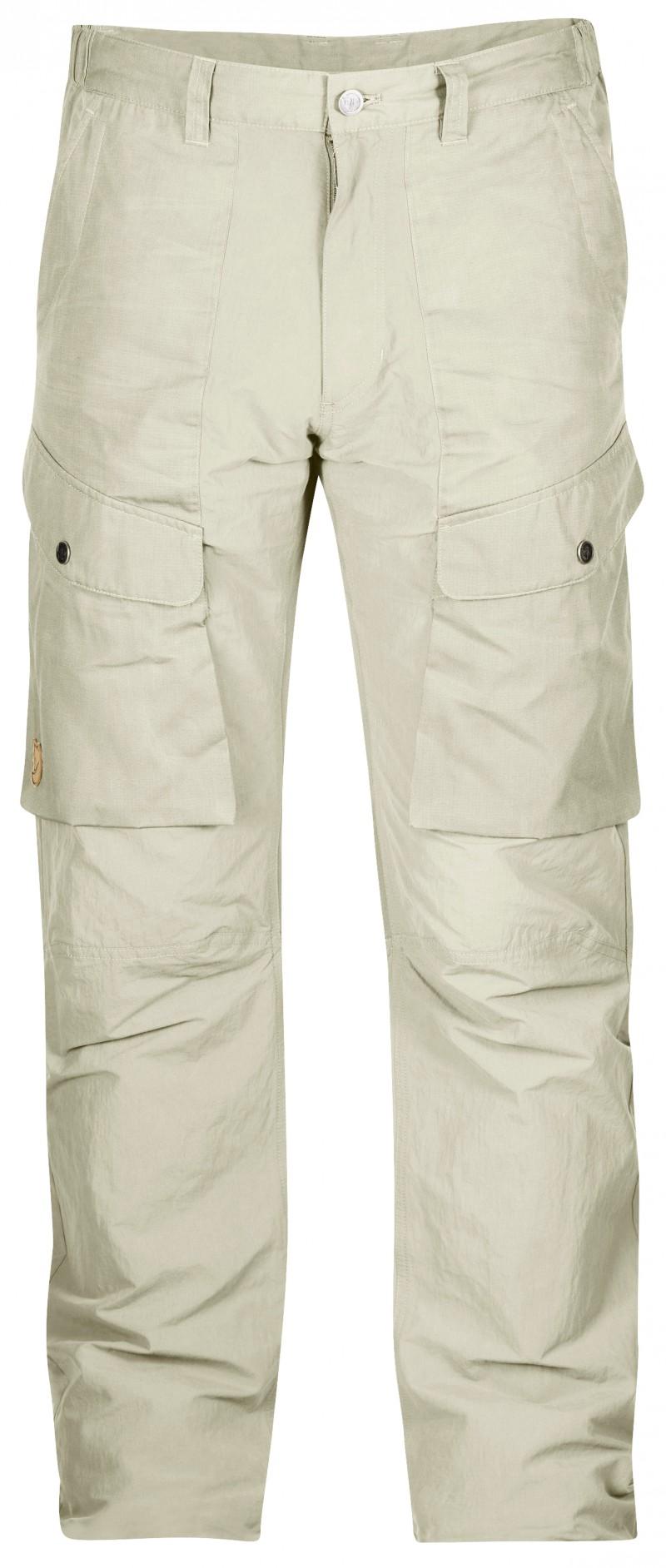FjallRaven Abisko Hybrid Trousers Beige-30