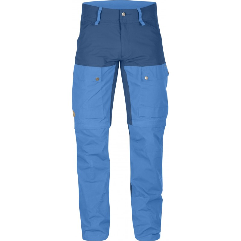 FjallRaven Keb Gaiter Trousers UN Blue-30