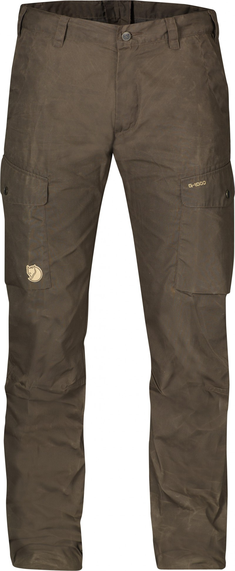 FjallRaven Ruaha Trousers Soft Brown-30