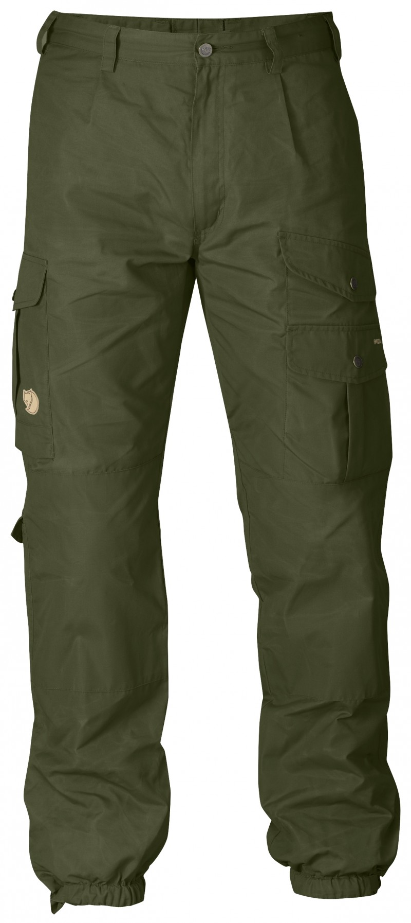 FjallRaven Iceland Winter Trousers Olive-30