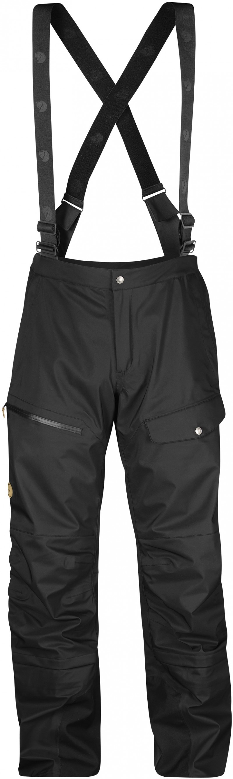 FjallRaven Eco-Tour Trousers Black-30