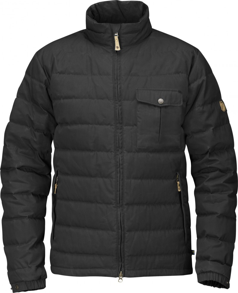 FjallRaven Övik Lite Jacket Dark Grey-30