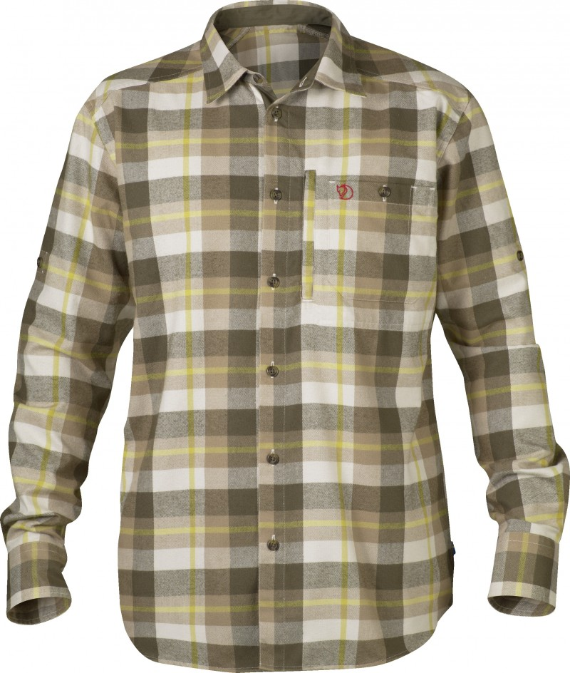 FjallRaven Fjällglim Shirt Umbra-30