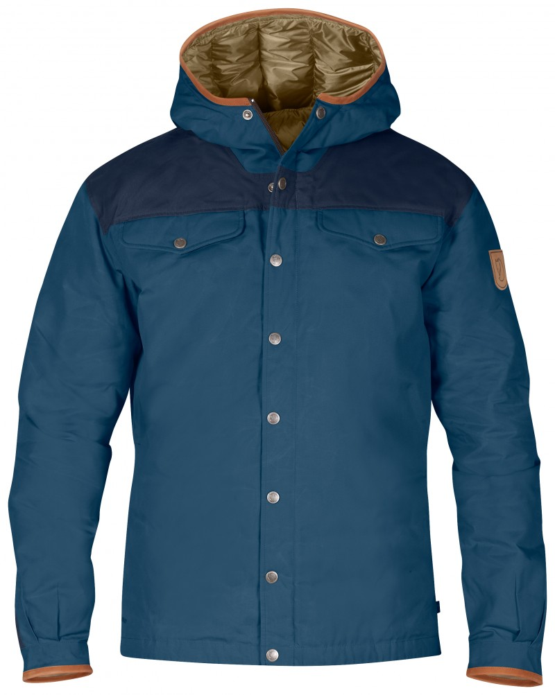 FjallRaven Greenland No.1 Down Jacket Uncle Blue-30