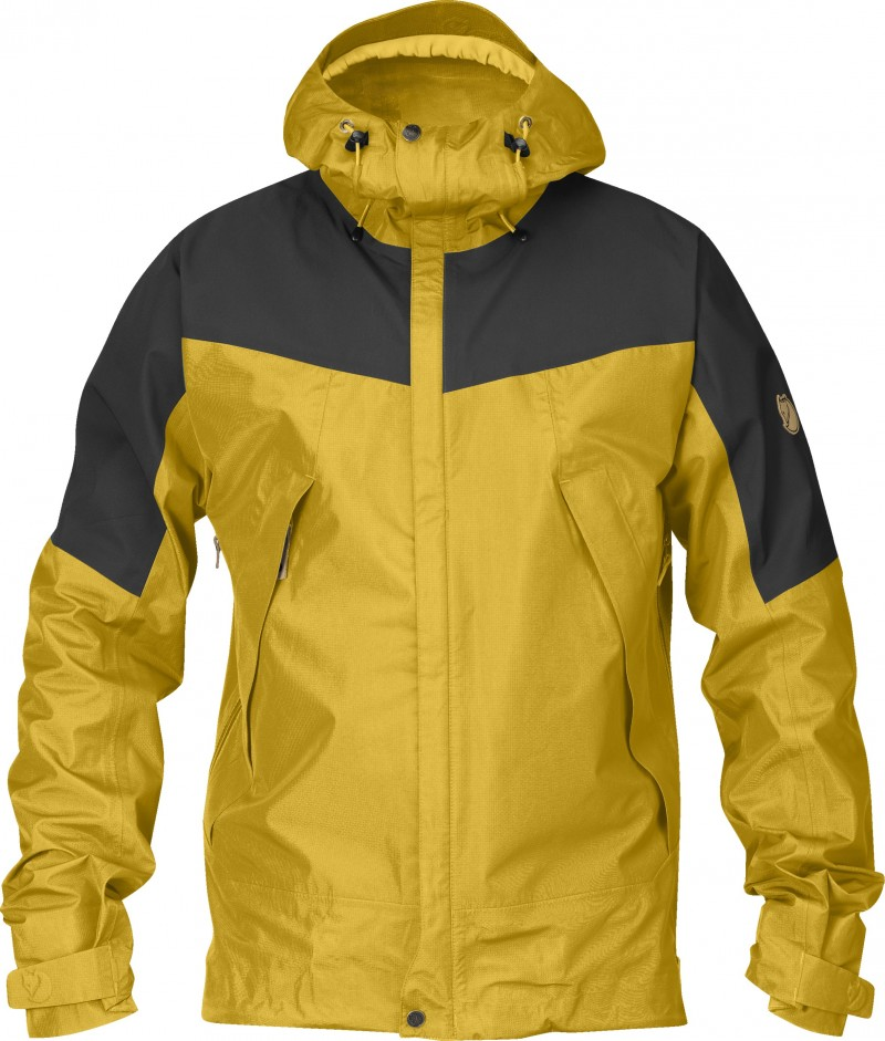 FjallRaven Eco-Trail Jacket Ochre-30