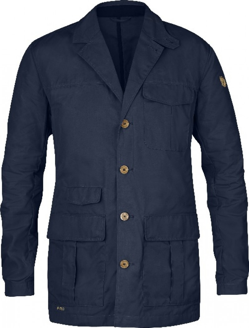 FjallRaven Travel Blazer Dark Navy-30