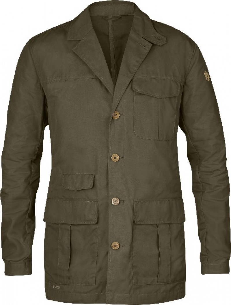 FjallRaven Travel Blazer Dark Olive-30