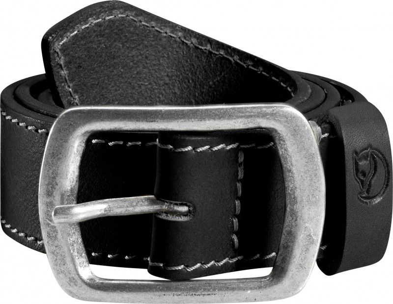 FjallRaven Milo Belt 4cm. Black-30