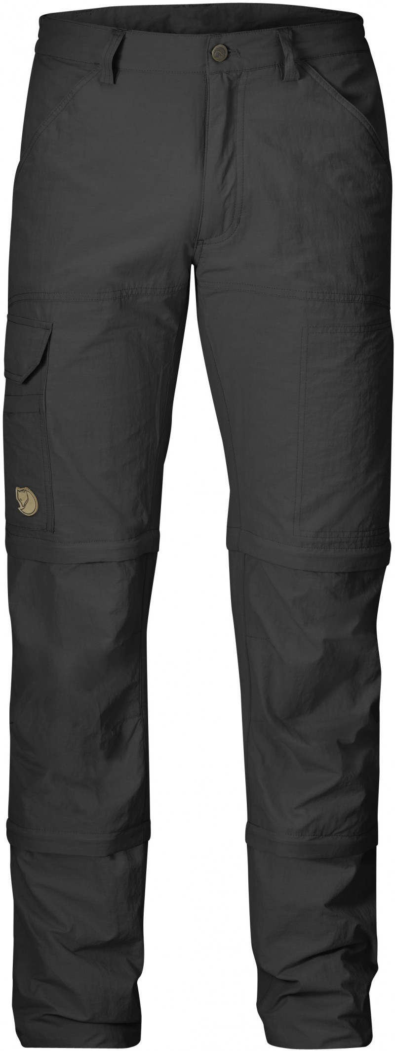 FjallRaven Cape Point MT 3-stage Trousers Dark Grey-30