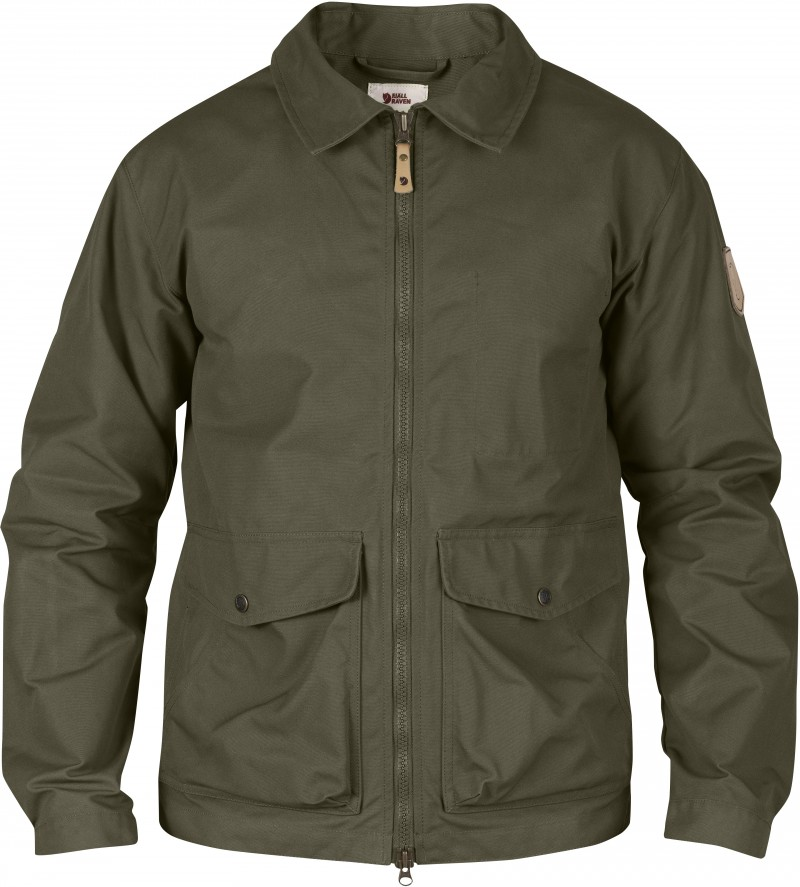 FjallRaven ナvik Short Jacket Tarmac-30