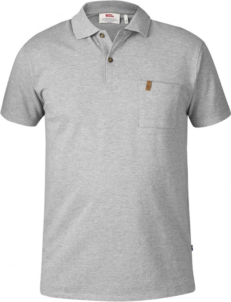 FjallRaven Övik Pique Shirt Grey-30