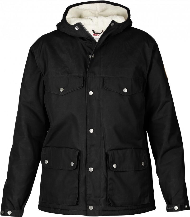 FjallRaven Greenland Winter Jacket W. Black-30