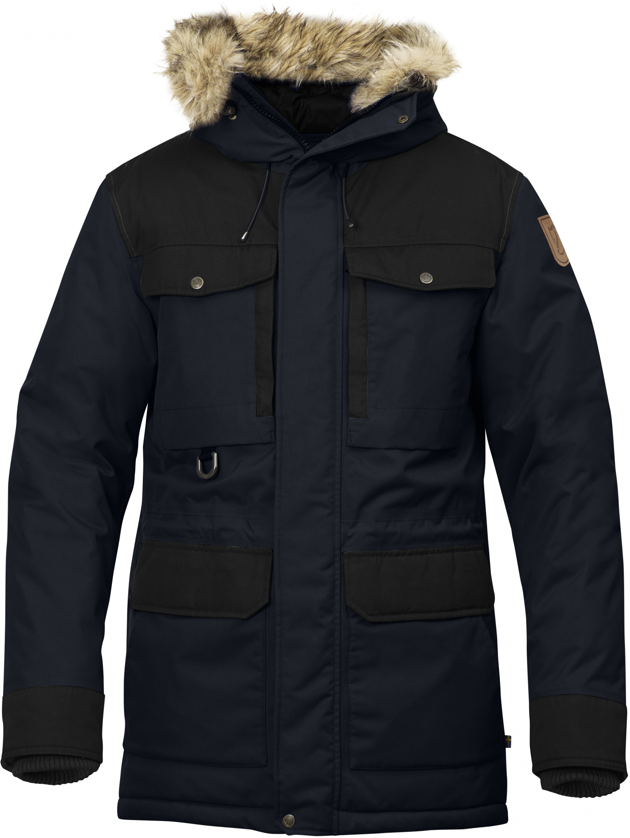 FjallRaven Polar Guide Parka Black-30