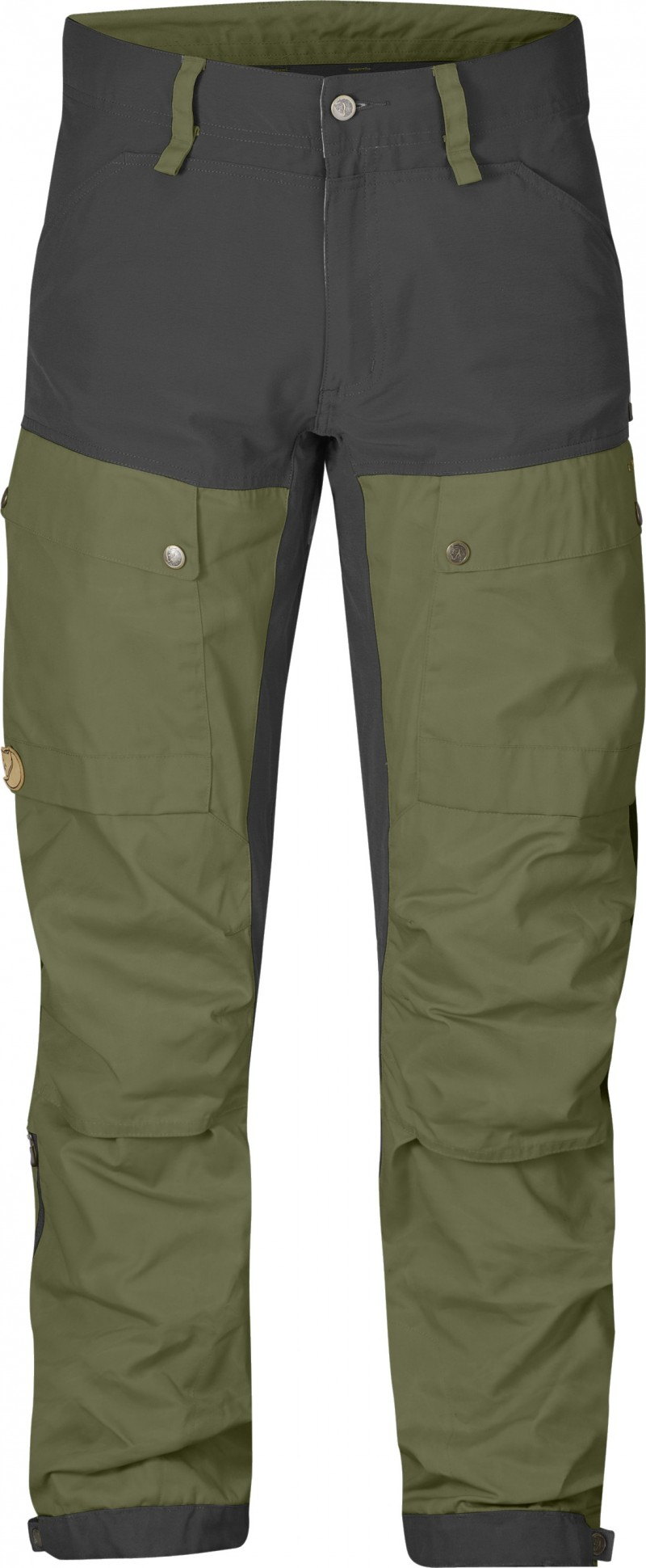 FjallRaven Keb Trousers Green-30
